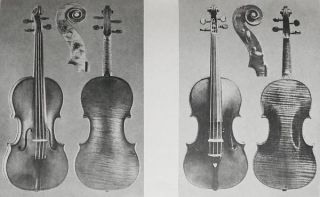 Violins & Violinists by Franz Farga; Translated by Egon Larsen; With a Chapter on English Violin-makers by E. W. Lavender
