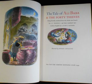 The Evergreen Tales; or, Tales for the Ageless: Ali Baba & the Forty Thieves -- The Ugly Duckling -- The Sleeping Beauty