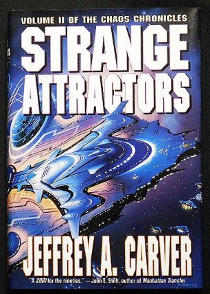 Strange Attractors [The Chaos Chronicles: Volume Two]. Jeffrey A. Carver.