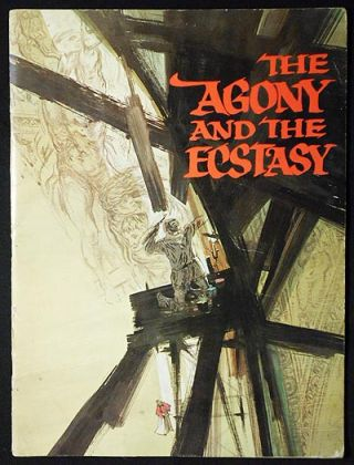 The Agony and the Ecstasy [Souvenir Program