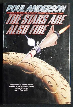 The Stars Are Also Fire. Poul Anderson
