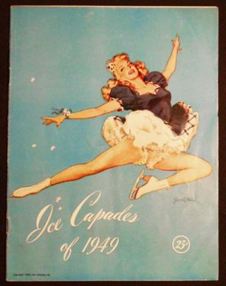 Ice Capades of 1949 [Snow White and the Seven Dwarfs