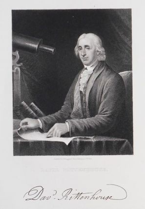David Rittenhouse; Engraved by J.B. Longacre from a painting by C.W. Peale [engraved print]