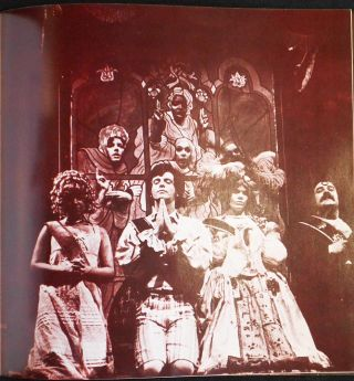 Candide [program from the Chelsea Theater Center of Brooklyn production]