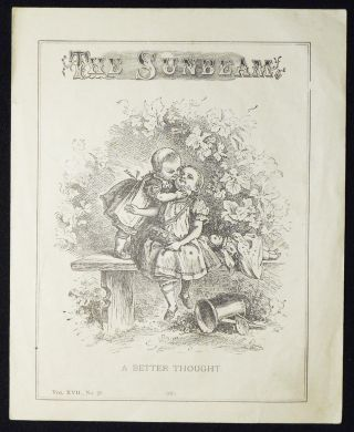The Sunbeam -- vol. 17 no. 25 -- June 21, 1891