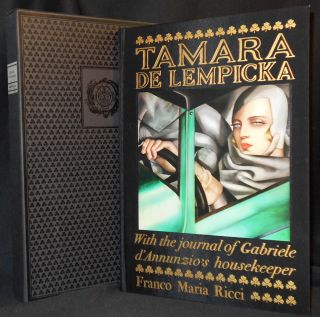 Tamara de Lempicka; Introduction by Giancarlo Marmori; With the Journal of Aélis Mazoyer,...