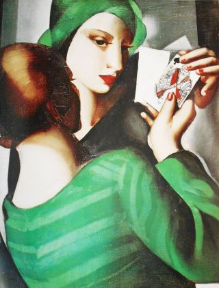 Tamara de Lempicka; Introduction by Giancarlo Marmori; With the Journal of Aélis Mazoyer, Gabriele d'Annunzio's housekeeper, edited by Piero Chiara and Federico Roncoroni
