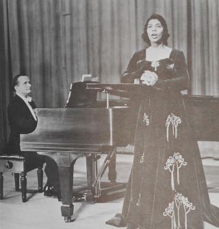 Marian Anderson: A Catalog of the Collection at the University of Pennsylvania Library
