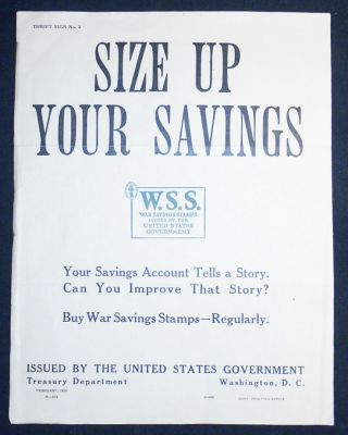 Size Up Your Savings