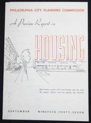 A Preview Report on Housing