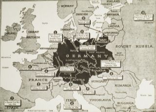 News Map of the Week: Vol. 2, no. 6 -- Monday, Oct. 16, 1939