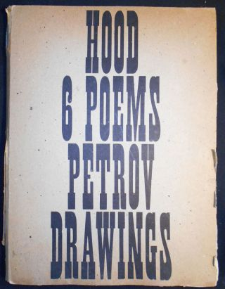 Hood 6 Poems Petrov Drawings