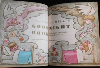A Child's Good Night Book; Illustrated by Jean Charlot