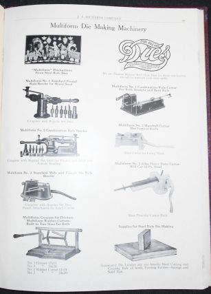 Co-operative Printing Equipment Catalogue 1928 -- Second Annual Edition