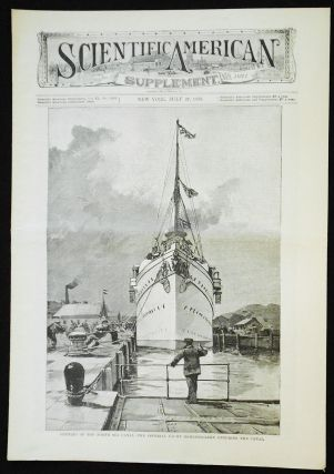 Scientific American Supplement -- No. 1021, July 27, 1895 [the North Sea and Baltic canal