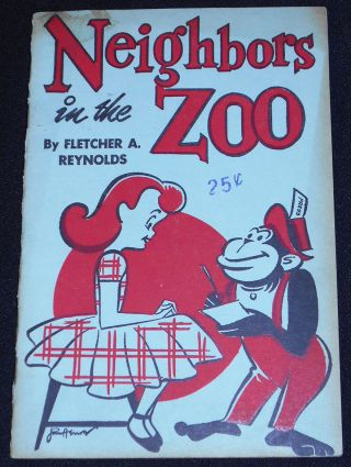 Neighbors in the Zoo. Fletcher A. Reynolds