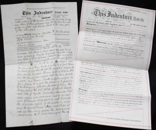 Two Documents relating to David Shurtz of Juniata County